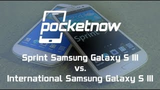 Quad-Core Galaxy S III vs Dual-Core Galaxy S III