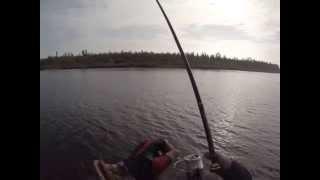 рыбалка в обидино