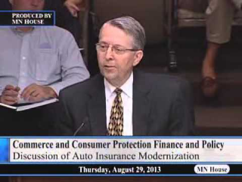 House Commerce and Consumer Protection Finance and Policy Committee