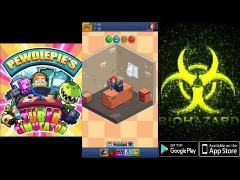 PewDiePie Tuber Simulator (Android/iOS) Gameplay Part 1