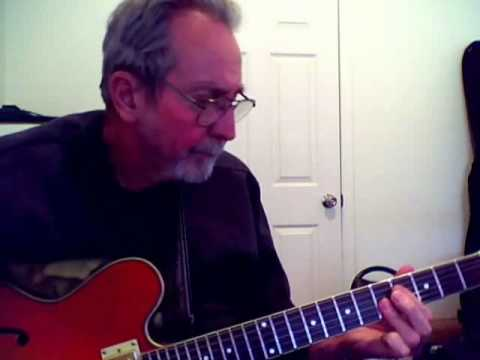 Comping Jazz Blues -Jazz Guitar Lesson #12