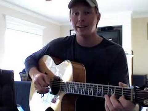Pick-stroke Technique on Bryan Sutton- Bluegrass Guitar Less