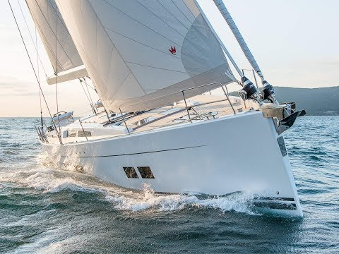 A Trans Atlantic Yacht Delivery - Hanse 505