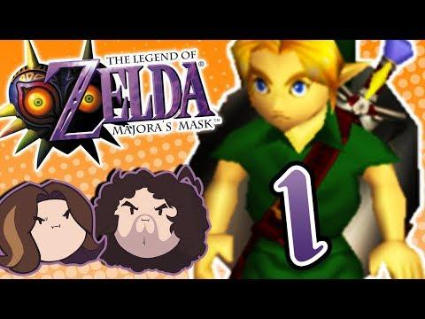 Zelda Majora S Mask Those Textures Part 1 Game Grumps
