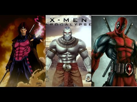AMC Movie Talk - 3 X-Men Universe Movies In 2016 With Channing Tatum's GAMBIT