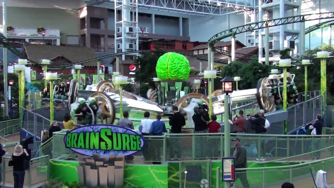 In another round of bad news for the mall on Wednesday, it was reported by the local CBS affiliate that a ride-attendant at the mall's Nickelodeon Universe theme park named Amin Mohamed has been.