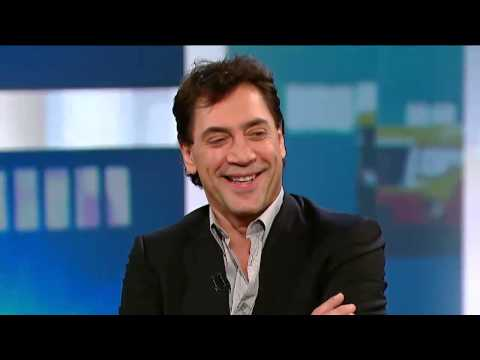 Javier Bardem on George Stroumboulopoulos Tonight: INTERVIEW