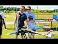 400 KMH EXTREME RC SPEED WITH MODEL HJK MONSTER POWERED BY A MODEL TURBINE FLIGHT DEMONSTRATION