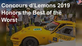 Concours d'Lemons 2019 honors the best of the worst