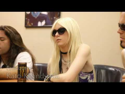 The pretty reckless interview warped tour 2010 Music Videos