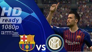 Barcelona vs Inter - Resumen Goals Extended Highlights | Champions League 2018/19