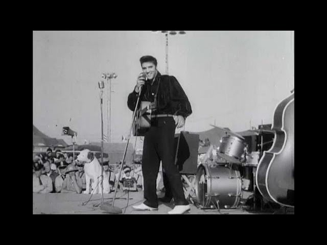 Presley family leads tribute to The King on 40th anniversary of Elvis's death