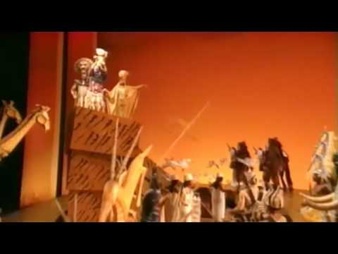 See stage footage of the original London cast. Love this video? Subscribe to DisneyOnBroadway. Connect with us on Facebook at http://www.facebook.com/TheLion...