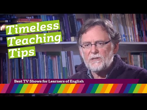 60 Tips: Best TV shows for learners of English