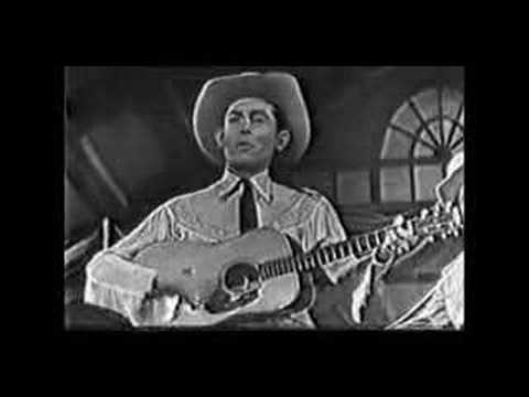 Hank Williams: Lovesick Blues Music Videos