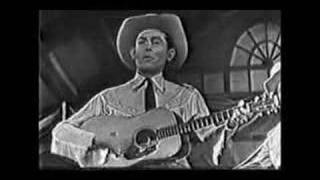 Watch Hank Williams Lovesick Blues video