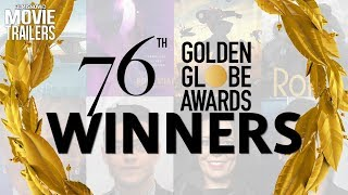 76th GOLDEN GLOBES 2019 : Full List of WINNERS Recap