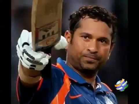 Sachin thanks to Dhanush - sachin anthem.flv