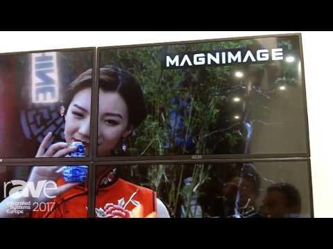 ISE 2017: Shenzhen Magnimage Demos LED-780H Video Switcher 121 0142
