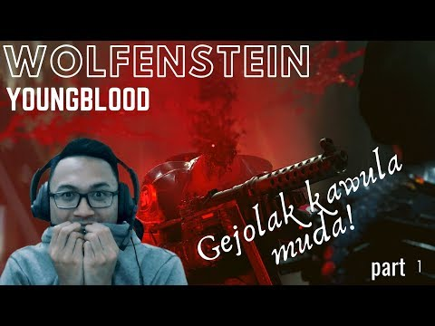 Wolfenstein: Youngblood PC Walkthrough Part 1