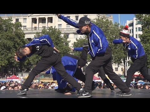 Jinjo Crew  & a Royal Wedding Dance performance at The London Korean Festival 2015 런던 한인 축제  Part 5