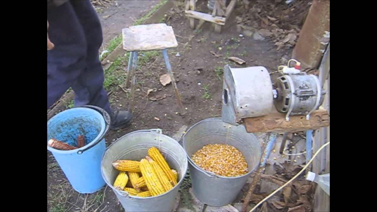 Дробилка для кукурузы своими руками 84