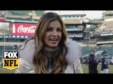 Super Bowl Stories: Road to Miami — Erin Andrews' favorite Super Bowl memory | FOX NFL