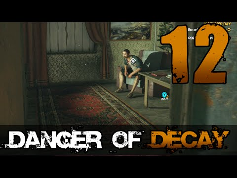 [12] Danger of Decay (Let's Play Dying Light PC w/ GaLm) [1080p 60FPS]