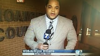 """Virginia Shooting Caught on Live TV 