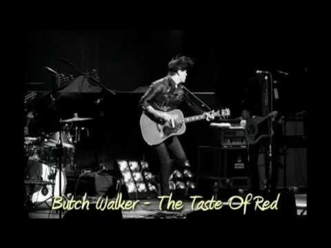 Butch Walker - The Taste Of Red