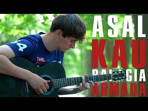 Asal Kau Bahagia - ARMADA - Fingerstyle Guitar Cover