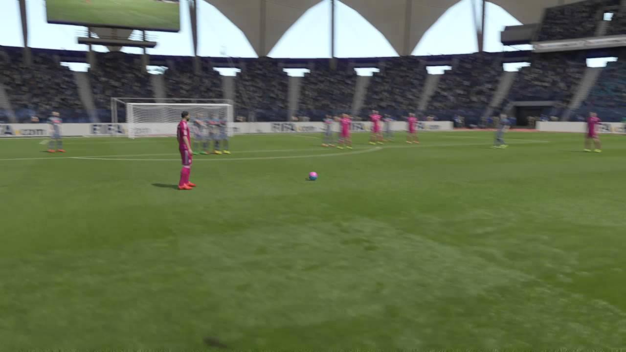 Lewis Mcgugan Free Kick Watford 15 Lewis Mcgugan Free Kick