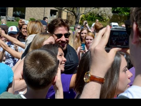 The University of Scranton Welcomes 'The Office' Wrap Party