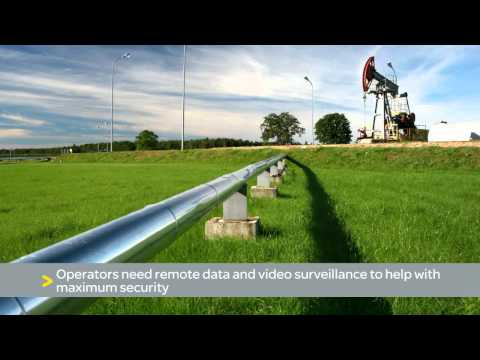 Oil and Gas: Pipeline Solutions by Schneider Electric
