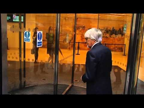 Bernie Ecclestone's 360 spin | Channel 4 News