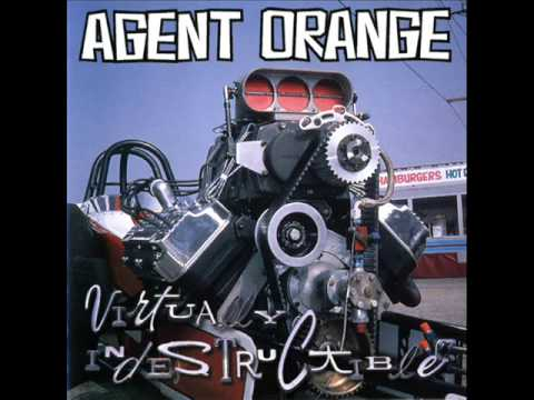 Agent Orange - Electric Storm