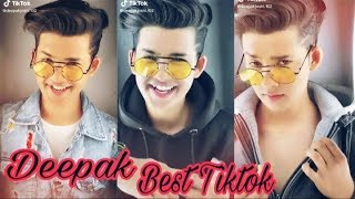 ⭐Deepak joshi 😎Latest Tiktok Videos 😘| Latest Musically videos ❤️| Best Tiktok 😉👌😘😍
