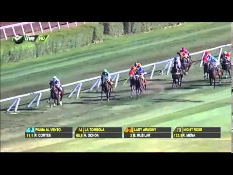 Vidéo de la course PMU PREMIO MALL