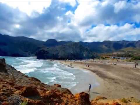 Playa de Monsul  Almeria Turistica