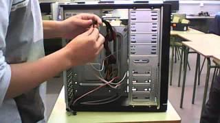 Explicación  cajas de ordenador