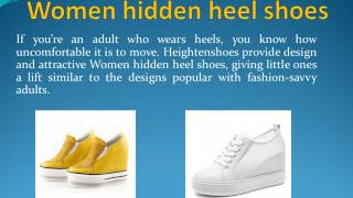 All kinds of Women's shoes