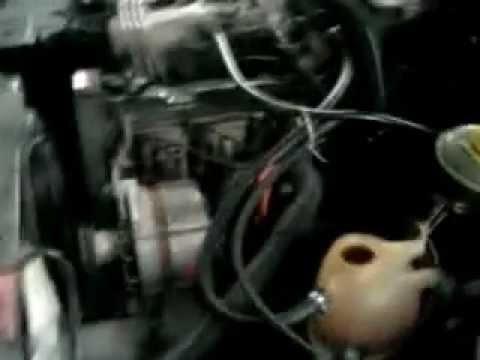 auto na vodu audi 80 jaje