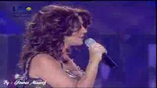 Samira Said ft Shada & Marwa - Aweeny Beek / Star Academy 2008