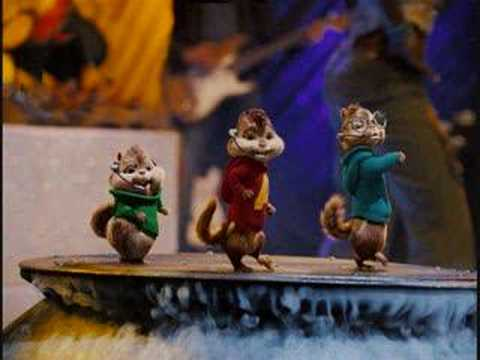 Witch Doctor - Alvin And The Chipmunks video