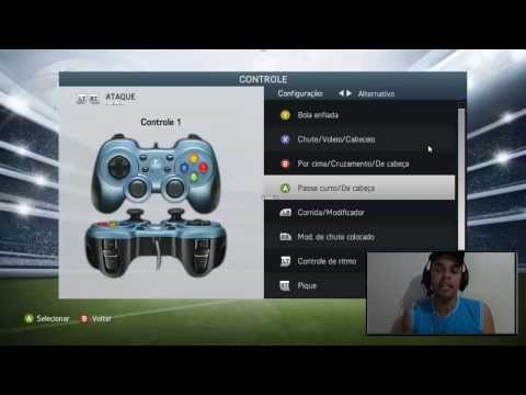 Configurar Joystick No FIFA 2014 ( TUTORIAL )