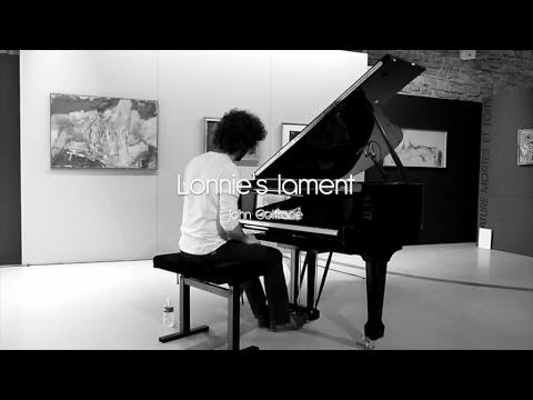 Jean-René Mourot - Lonnie's Lament (John Coltrane) - Live piano solo