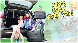 FUNNY FAMILY ROAD TRIP TO CALIFORNIA!!