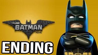 The LEGO Batman Movie Videogame ENDING - Gameplay Walkthrough