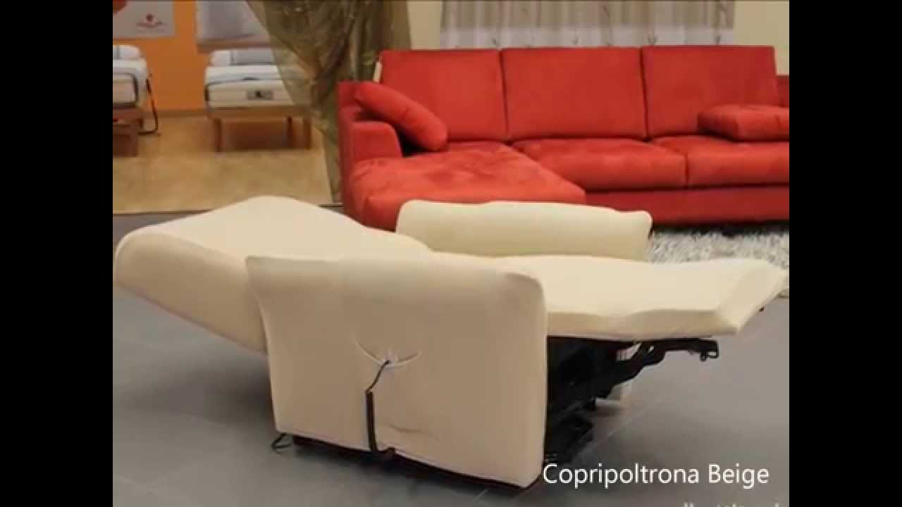 Colori copri poltrona rivestimento poltrone relax youtube for Poltrone max relax