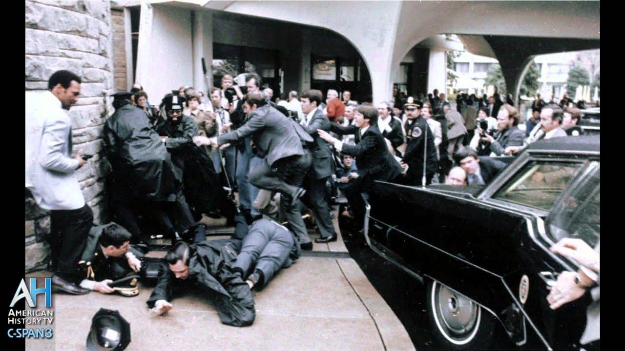 American Artifacts Reagan Assassination Attempt